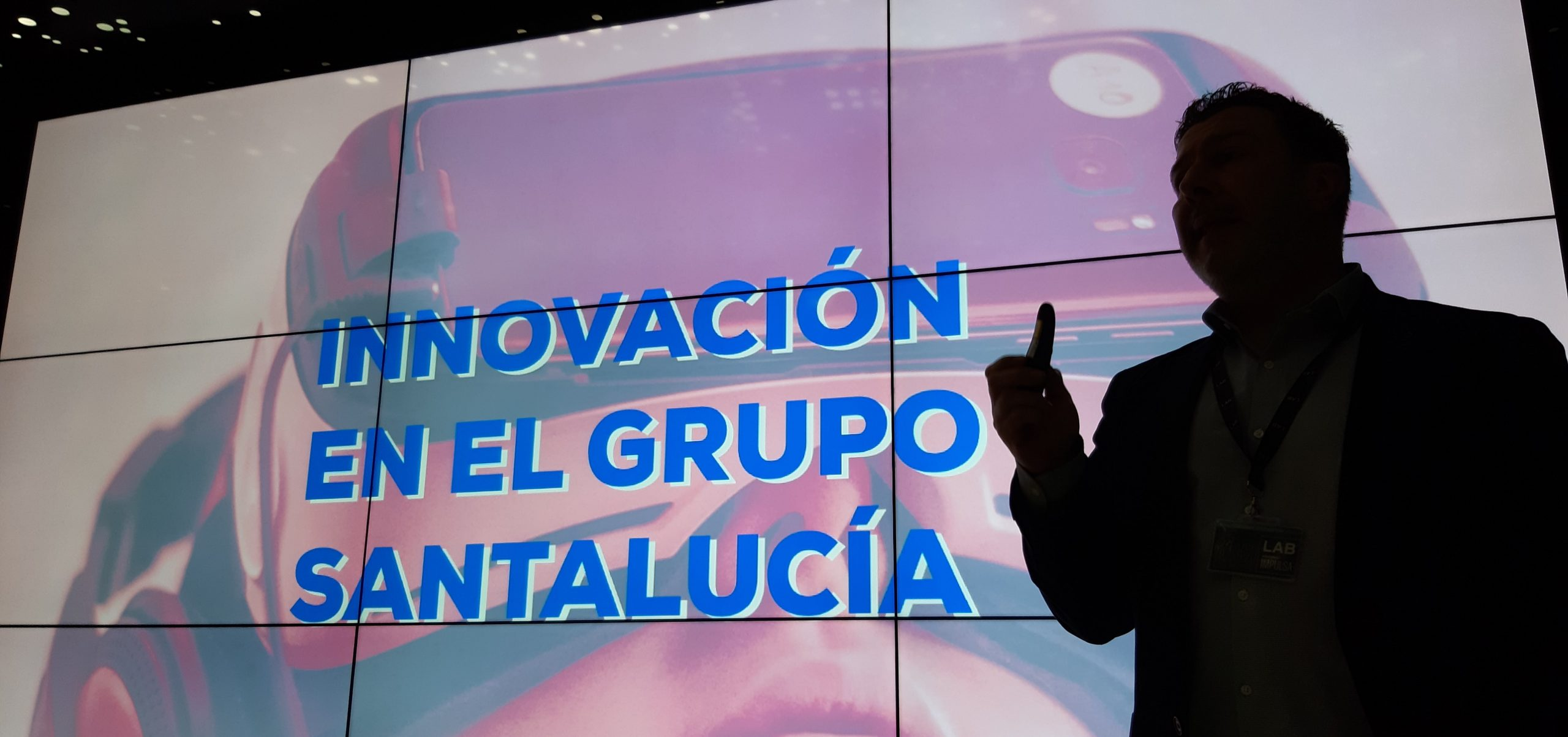 Ángel Uzquiza Innovación Field Trip