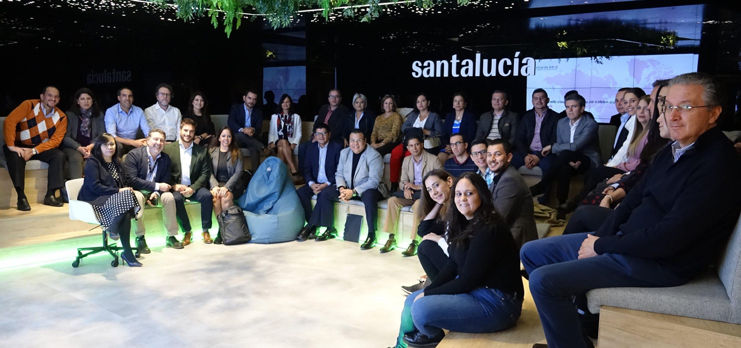 SANTALUCÍA_Field Trip