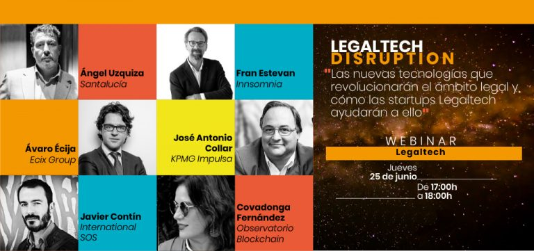 legaltech disruption